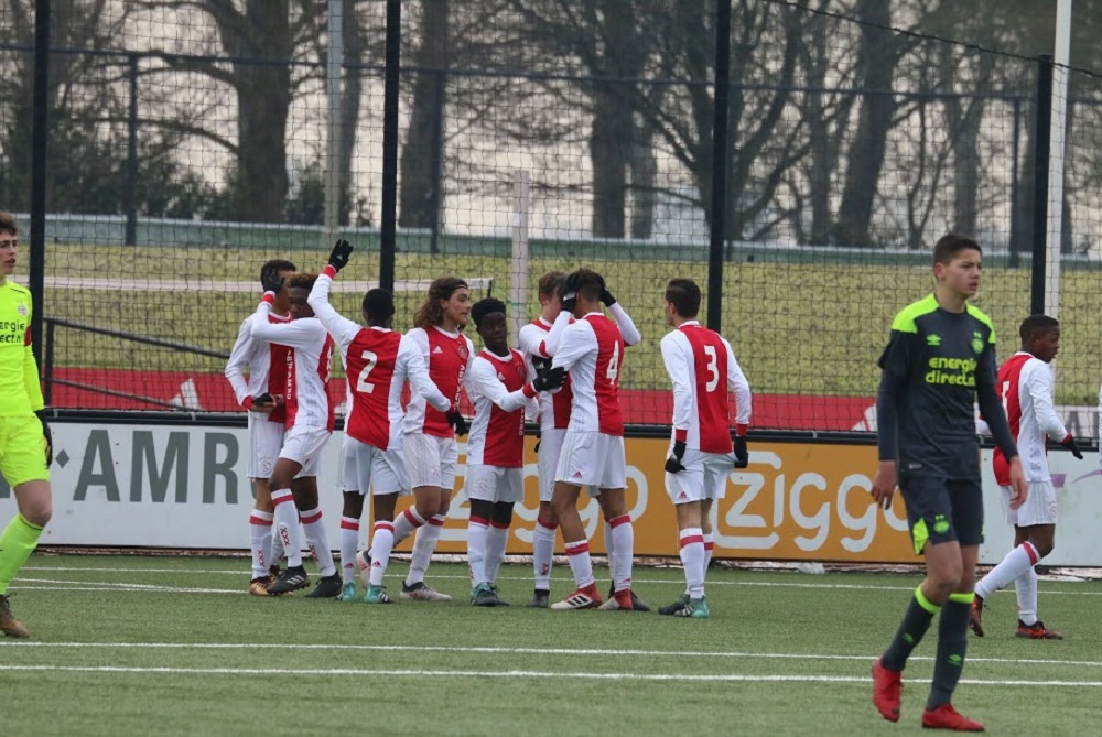 Ajax Youth very successful this weekend — Ajax Daily