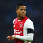 The mercurial Justin Kluivert
