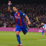 Luis Suarez ends goal drought with Espanyol brace
